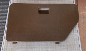 TOYOTA 1979-83 T18 COROLLA (TE72) COUPE GENUINE BROWN GLOVE BOX LID!! EC!!