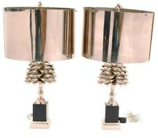 PAIR OF PINE CONE LAMPS BY GLOBAL VIEWS. Lot 114