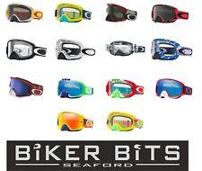 OAKLEY O Frame 2.0 Goggles MX Motocross Large Lens