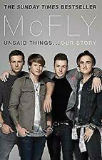 Mcfly - Unsaid Things Nuestra Historia por Fletcher, Tom
