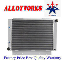 "Champion 3 Row Aluminum Radiator W// 2 10/"" Fans for 1960-1963 Ford Galaxie"