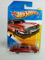 Hot Wheels 1961 Chevrolet Impala 2012 NHW Premiere Series #37/50