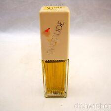 Coty (Pfizer) EMERAUDE Cologne Spray .75 oz FULL Bottle + Bonus 1/4 Bottle VTG