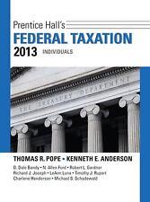 Prentice Hall's Federal Taxation 2013 Individuals (26th Edition) (Prentice