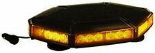 BUYERS 8891100 LED Programmable Safety Amber Mini Light Bar NEW
