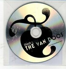 (CZ64) The Van Doos, Black It Out - 2012 DJ CD