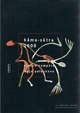 GASTON COMPERE MAJA POLACKOVA KAMA SUTRA 2000 +  PARIS POSTER GUIDE
