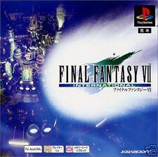 Final Fantasy VII 7 International PS Japan FF7 FFVII