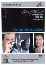 Rear Window (DVD, 2001)