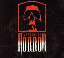 Masters of Horror by Various Artists (CD, Oct-2005, 2 Discs, Immortal)