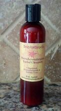 Microdermabrasion Unscented Facial Cleanser Scrub Wash 8 Oz Wrinkles Acne Skin