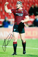 Warrington Wolves Hand Signed Chris Hill Photo 12x8 2012 2.