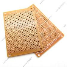 5×Prototype PCB Board Universal Bread Board 5*7cm 432 Point Sigle Side Copper
