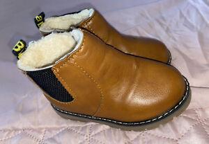 Boy Size 9 Infant - Boots Excellent Condition