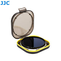 JJC 62mm ND2-ND400 Variable Neutral Density(ND) Filter W/a Dedicated Filter Case