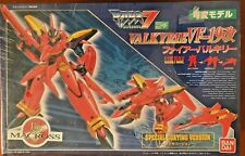 Macross 7 VF-19 1/100 Modified Fire Valkyrie Transform Into 3 Types (Vintage)