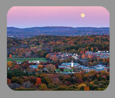 Item#4491 Quinnipiac University Fly Over Mouse Pad