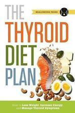 Thyroid Diet Plan: How to Lose Weight, Increase Energy, and Manage Thyroid...