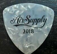 AIR SUPPLY ☆ 2018 GUITAR PICK STAGE USED on Cruise
