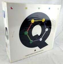 Level Q  A Game of Skill in The Third Dimension 1987    BA1-37