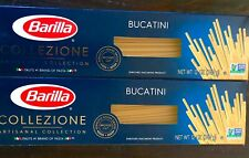 New listing Barilla Bucatini Pasta Artisanal Collection Bronze Cut Pack Of 2 X 12 Oz