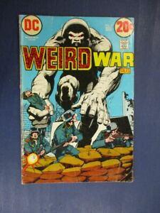 WEIRD WAR TALES 8 VG