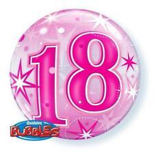 Ballons de fête rose pour la maison
