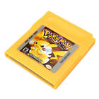 Pokemon GBC Game Card For Nintendo Game Boy Advance GB SP Yellow Gifts