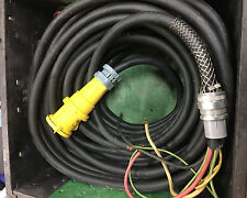 TYPE G-GC Round Power Cable 2/3 with ground and 100Amp Marinco M4100C12