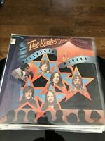 Mint- The Kinks Greatest RCA Records Stereo LP