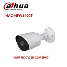 Dahua 4MP HAC-HFW1400T HDCVI IR IP67 Bullet Camera English Version 3.6mm Lens