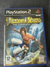 PS2 Playstation 2 Game PRINCE OF PERSIA The sands of Time