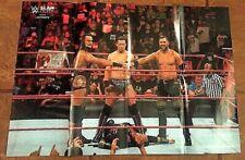 "WWE Slam Crate Exclusive Better Than You Miz Miztourage Action 16"" X 24"" Poster"