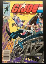 GI Joe #27 (1984) Canadian Price Variant CPV Snake Eyes Origin Marvel VG/FN Rare