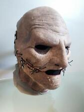 Slipknot Corey Taylor .5 latex mask prop  sublime1327 Halloween prop