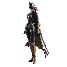 PLAY ARTS KAI SQUARE ENIX NO.5 BATGIRL ARKHAM KNIGHT ACTION FIGURES MODEL TOY