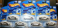 7 NEW HOT WHEELS FIRST EDITION LOTUS M250 025 SILVER