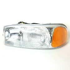 2004-2007 GMC Sierra 1500 Driver Side Headlamp Bracket & Bulb OEM 16524543A