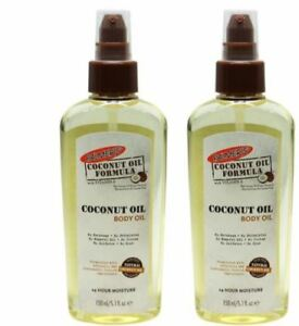 2 x Palmer's Coconut Oil Formula Body Oil /150ml