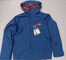 Helly Hansen Marpole CIS 3 en 1 Chaqueta para hombre > BNWT > £ 175+ > S > Abrigo Azul Impermeable > >