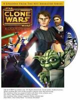 Star Wars: The Clone Wars - A Galaxy Divided -Season 1, Vol. 1