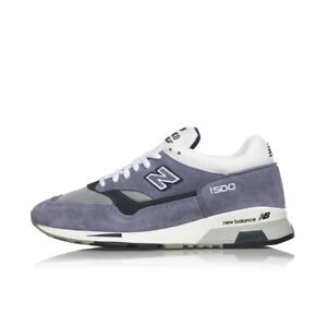 NEW BALANCE 1500 MADE IN ENGLAND M1500BN steel blue 576 574 1700 991 992 1400