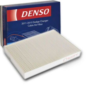 Denso Cabin Air Filter for 2011-2018 Dodge Charger 3.6L 5.7L 6.2L 6.4L V6 V8 bd