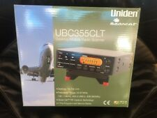 Uniden UBC-355CLT Desktop/Mobile Radio Base Scanner  AirCraft Band VHF UHF 2M