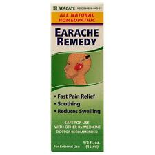 Seagate Earache Remedy 1/2 fl oz (15ml) | My Natural Life