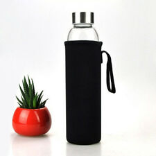 Portable Water Bottle Cover Neoprene Insulated Sleeve Bag Case Pouch 280-750mL