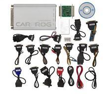 V10.05 Carprog Full Newest Version With All 21 Item Adapters CAR PROG Programmer
