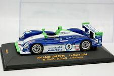 Ixo 1/43 - Dallara LMP02 N°6 Le Mans 2004