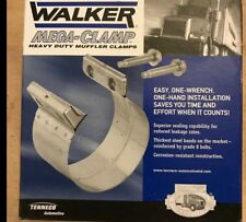 """Walker MEGA-CLAMP HEAVY-DUTY 3"""" stainless steel exhaust clamp  33272"""