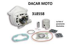 318558 CYLINDER 50 cc aluminium. H2O MHR APRILIA SR STEALTH 50 2T LC MALOSSI